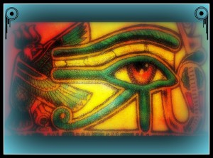 Jesus, Jacob, and the Eye of Horus