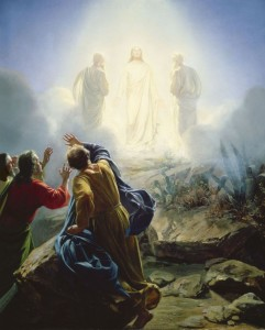 Transfiguration bloch 241x300 The Transfiguration of Jesus