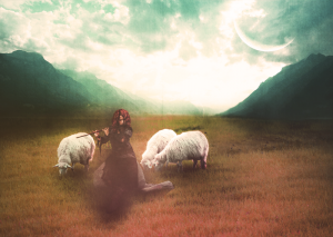 the shepherd by thebloodfiend d4l3b8c 300x213 The Significance of the Biblical Shepherd