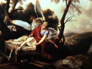 Abraham 300x225 Why Did God Ask Abraham to Sacrifice Isaac?