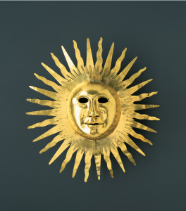 Johann Melchior Dinglinger   Sun mask with facial features of August II the Strong as Apollo the Sun God   Google Art Project 264x300 The Sun God, Jesus, and Our Hearts