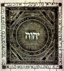 Tetragrammaton Sefardi 271x300 The Esoteric Meaning of the Tetragrammaton