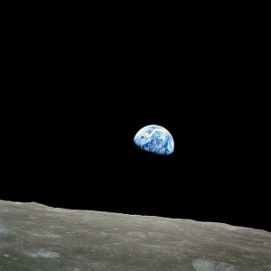 Spaceship Earth and overview effect