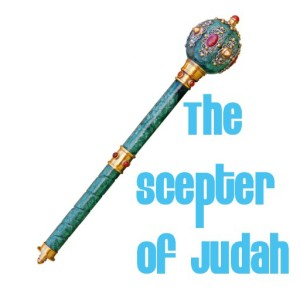 The scepter of Judah