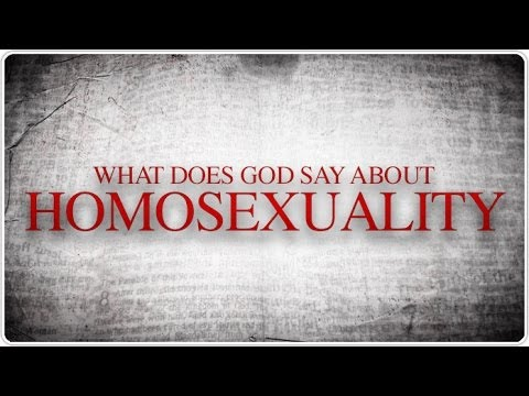 Book of romans condemns homosexuality
