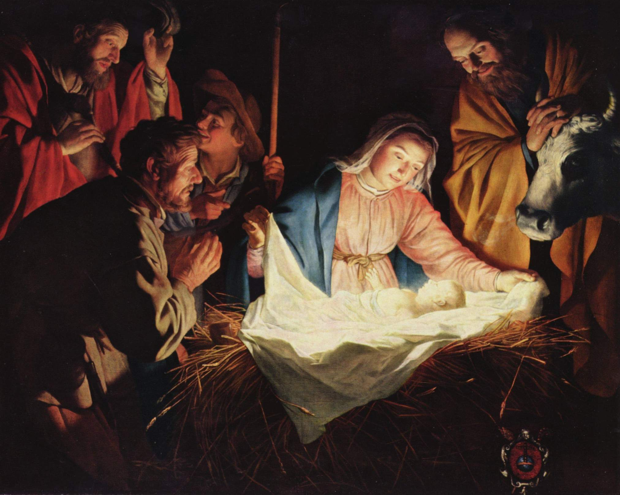 The Birth of the Christ