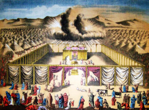 The Tabernacle and 12 Tribes