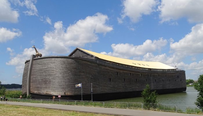 Baptism and Meditation: Noah's Ark Unveiled